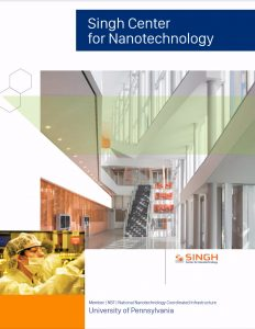 Singh Center for Nanotechnology Brochure US Version